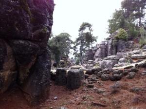Long distance rocks (photo: Anneli Östberg)