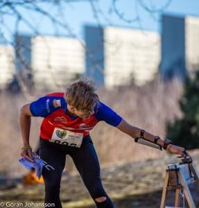 Sprintkval (foto: Göran Johansson)
