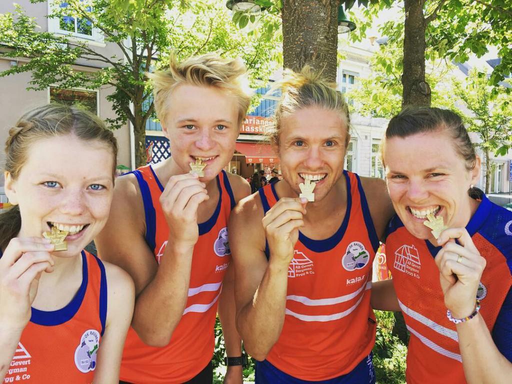 Swedish Champions!